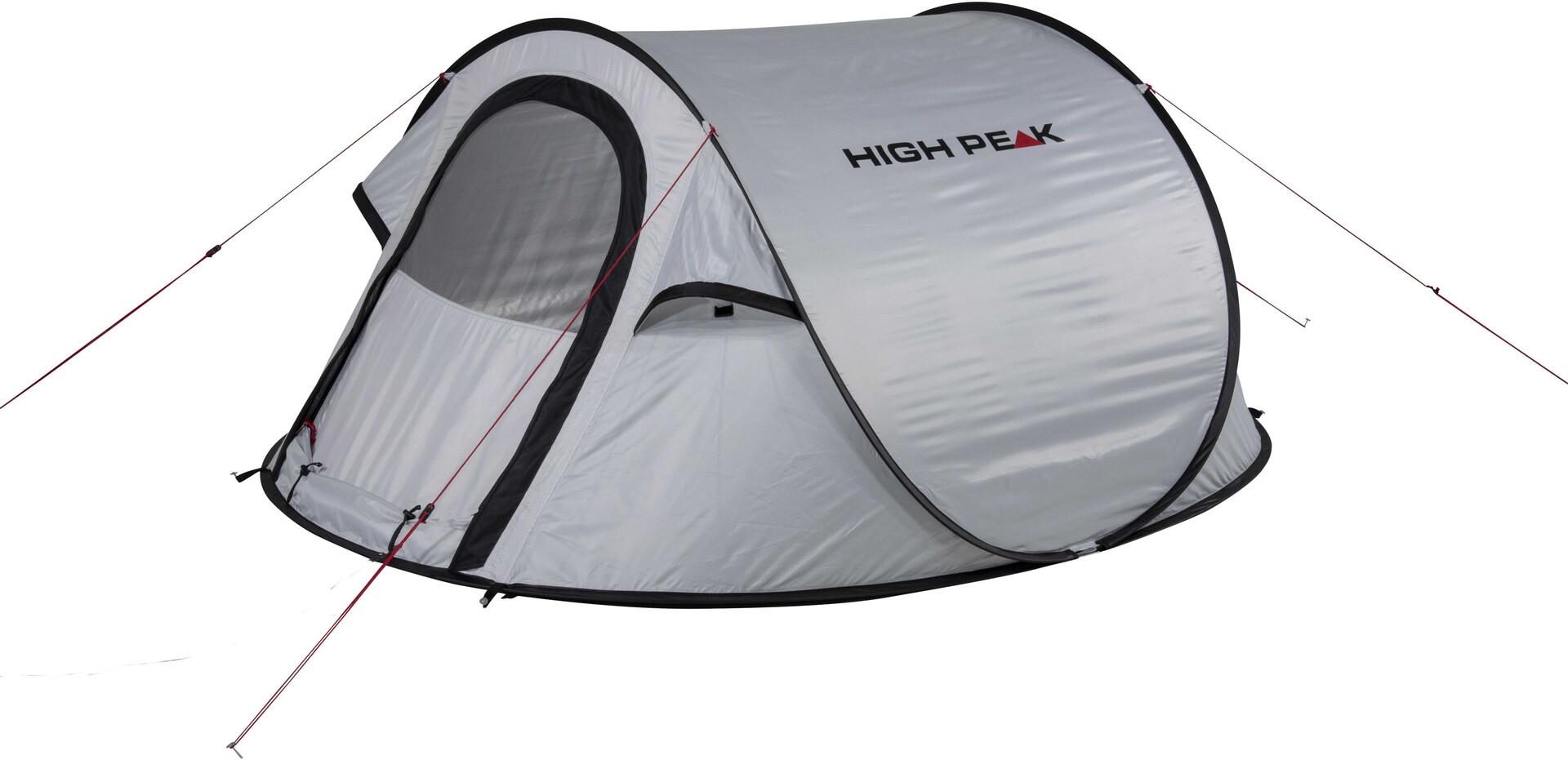 High Peak Vision 2 Tent, pearl l Online outdoor shop Campz.nl